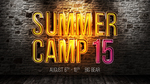 Youth Summer Camp 2015