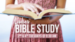Women's Tuesday Morning Bible Study
